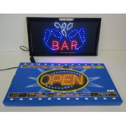 3 of Light Up SigN-Bar W Beer Mug