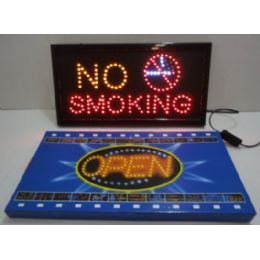 6 of Light Up SigN-No Smoking