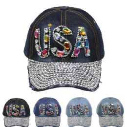 24 of Usa Cap