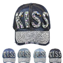 "24 of "" Kiss"" Cap"