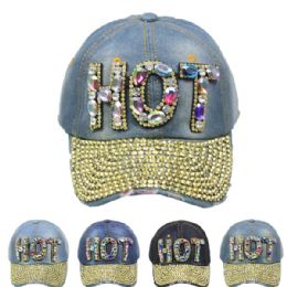 "24 of ""hot"" Cap"