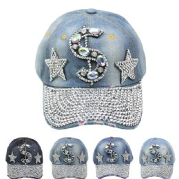 24 of Dollar Sign Cap