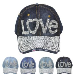 "24 of ""love"" Cap"