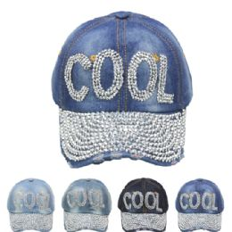 "24 of "" Cool"" Cap"