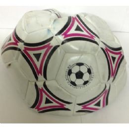 24 of Heavy Weight Soccer Ball (assorted Colors)