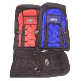 "40 of 19"" Back To School Backpack Assorted Colors"