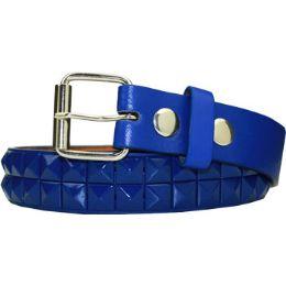 36 of Kids Studded Belts In Blue