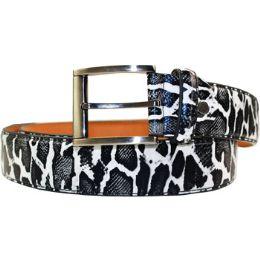36 of Men's Animal Pattern Belt