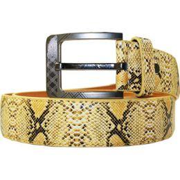 36 of Men Belt Animal Pattern 106