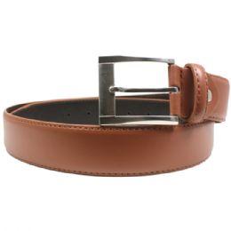 36 of Men Belt In Light Brown