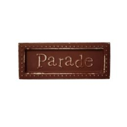 108 of Parade Mini Metal Sign Magnet