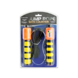 15 of Jump Rope With Counter & NoN-Slip Handles