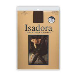 72 of Isadora Comfort Sheer Pantyhose
