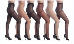 72 of Isadora Comfort Sheer Pantyhose( Beige Color Only)