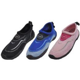 30 of Woman's Aqua Shoes Assorted Colors