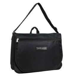 24 of Trailmaker Messenger Bag - Black Only