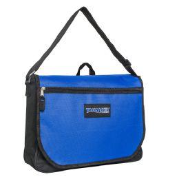 24 of Trailmaker Messenger Bag - Blue Only