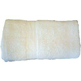 288 of 12x12 Heavy Wash Cloth White 1.25 lb