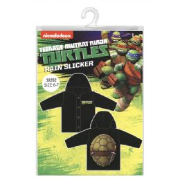 12 of Ninja Turtles Rain Slicker