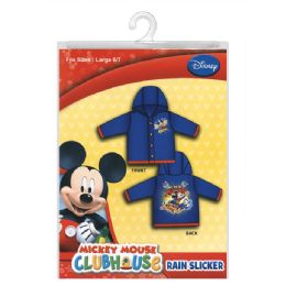 12 of Mickey Mouse Rain Slicker