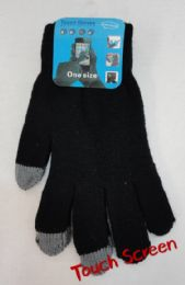 12 of Men's Touch Screen Gloves