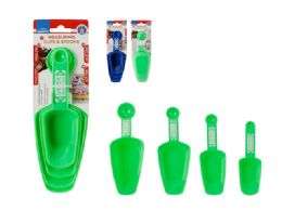 72 of 4 Piece Measuring Cup And Spoon Set