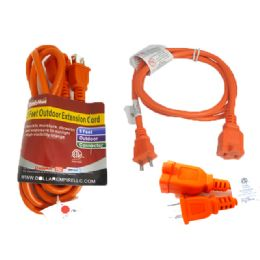 48 of 5ft Outdoor Extension Cord