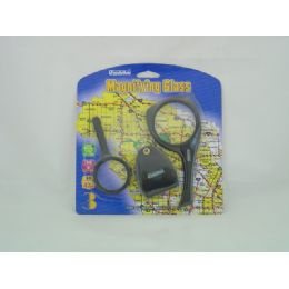 72 of Magnifying Glass 3 Pcs