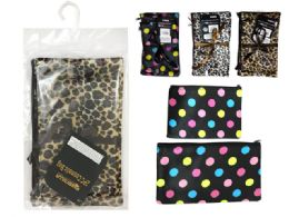 144 of 2pc Cosmetic Makeup Bags