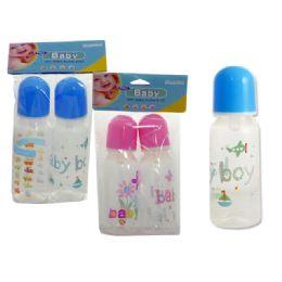 72 of Baby Bottles- 8 oz- 2 Pack