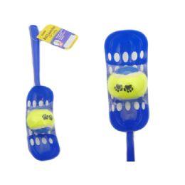 """72 of Ball Launcher 14""""+tennis Ball"""