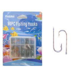 144 of Fishing Hooks 90pc/set