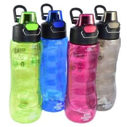 24 of Water Bottle With Filter 24oz Flip Top