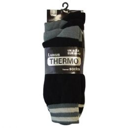 48 of Mens Thermo Socks 3pk