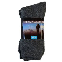72 of Mens Thermo Socks 2pk