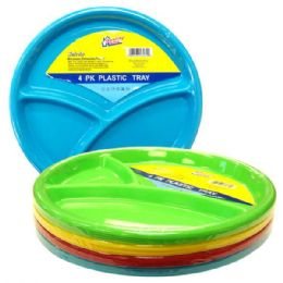 48 of Plastic Plate 4pk