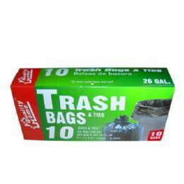 48 of Garbage Bag Box 26g 10ct
