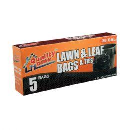 48 of 5 Count Garbage Bag Box 39g