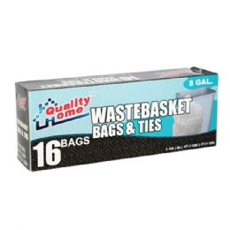48 of 16 Count Garbage Bag Box