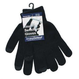 36 of Winter Black Texting Glove