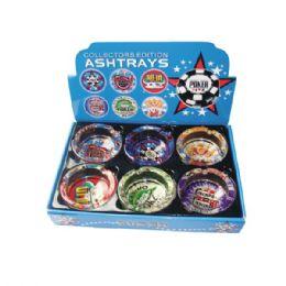 48 of Ashtray Glass Poker