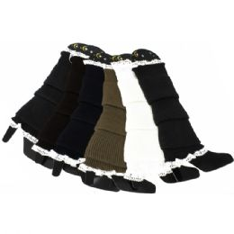 120 of Leg Warmers In Assorted Colors