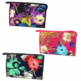 120 of Large Cosmetic Bag In A Laminate Material In Assorted Prints And Colors