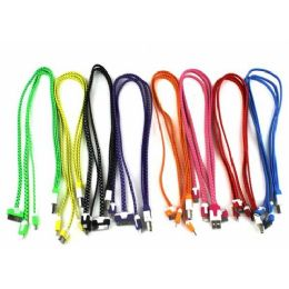 """48 of 4 In 1 Cable 20""""- Includes Universal (noN-Apple) Cable, I-4 Cable And I-5 / I-6 Cable (10 Colors)"""
