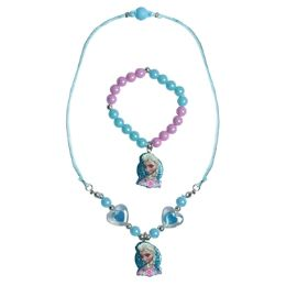 24 of Wholesale Frozen Necklace And Bracelet Set