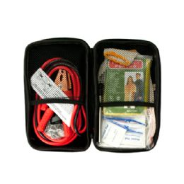 3 of Vehicle Emergency Kit In Zippered Case
