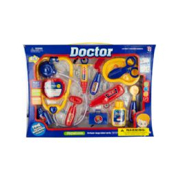 12 of Play & Learn Doctor Toy Set