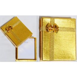 120 of Jewelry Display Gift Box One Color And One Size In Each Dozen. Size:3.25*2.75*0.75