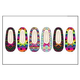 72 of Ladies Slipper Socks With FuR-Bright Pack Sizes S-M, M-L