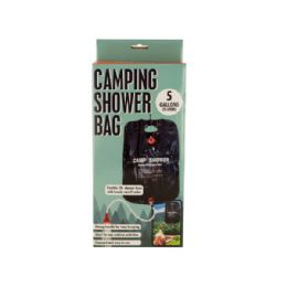 6 of Camping Shower Bag With Flexible Hose